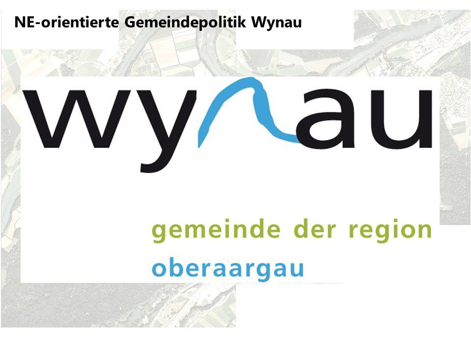 NE-orientierte Gemeindepolitik Wynau