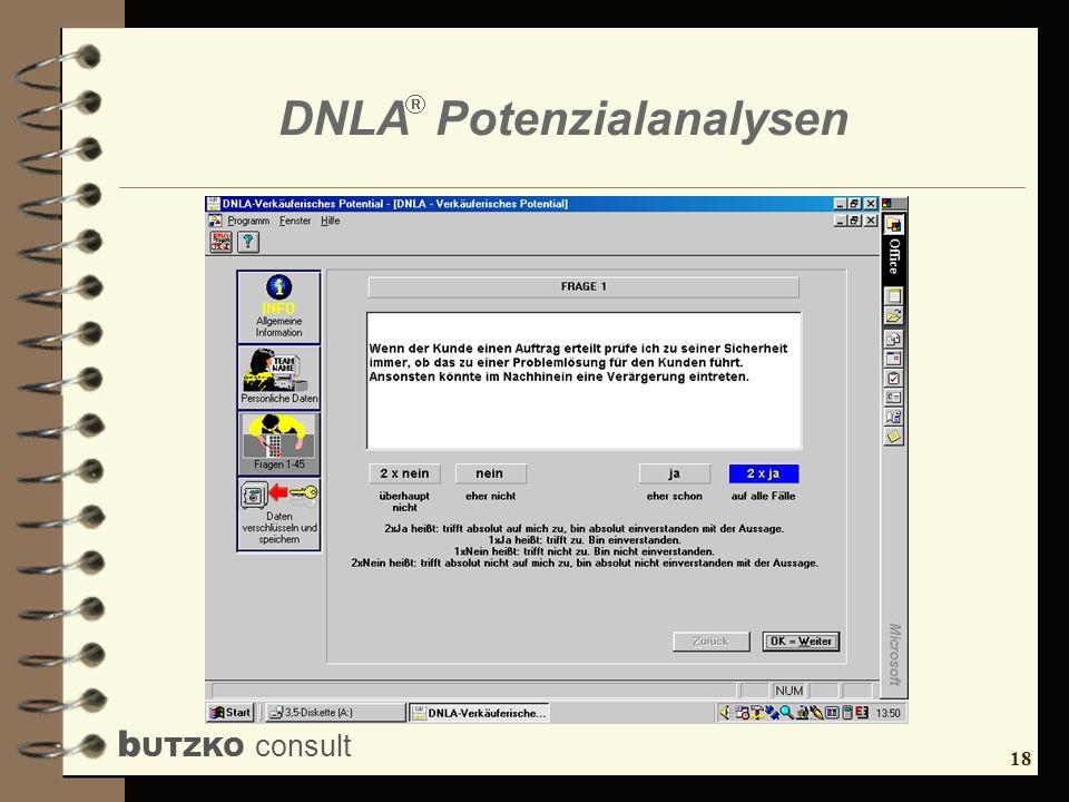 19 b UTZKO consult DNLA Potenzialanalysen