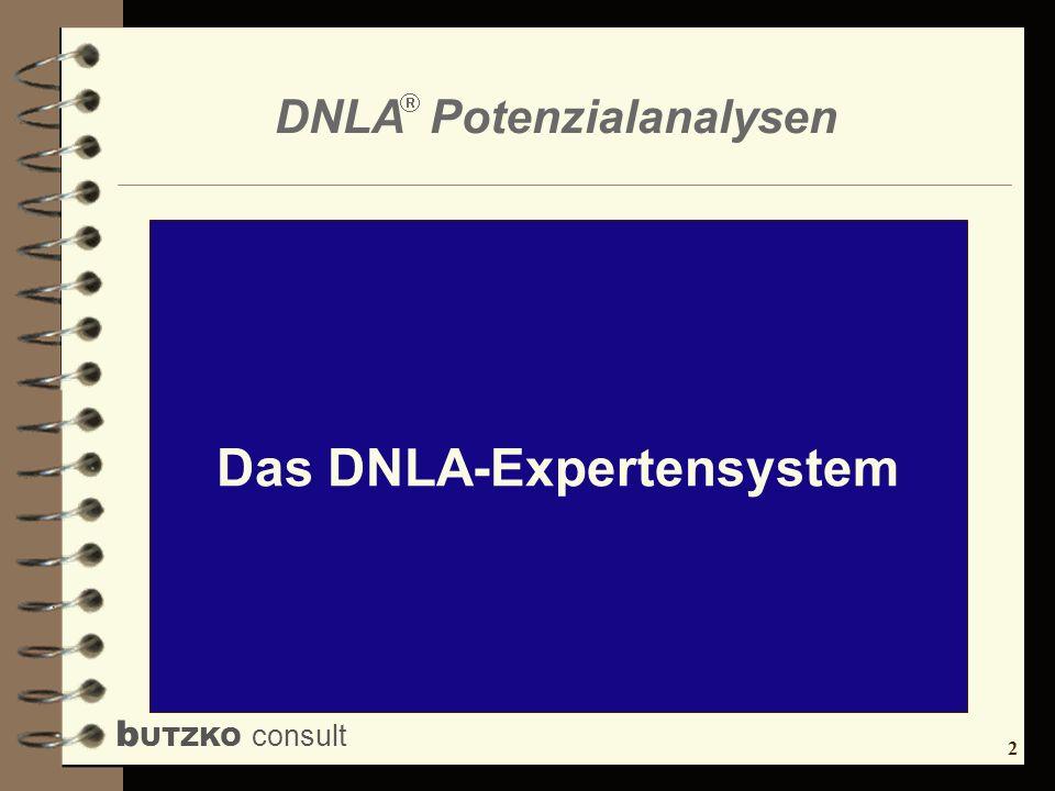 3 b UTZKO consult DNLA Potenzialanalysen Wobei der Sozialen Kompetenz ein starkes Gewicht zufällt.
