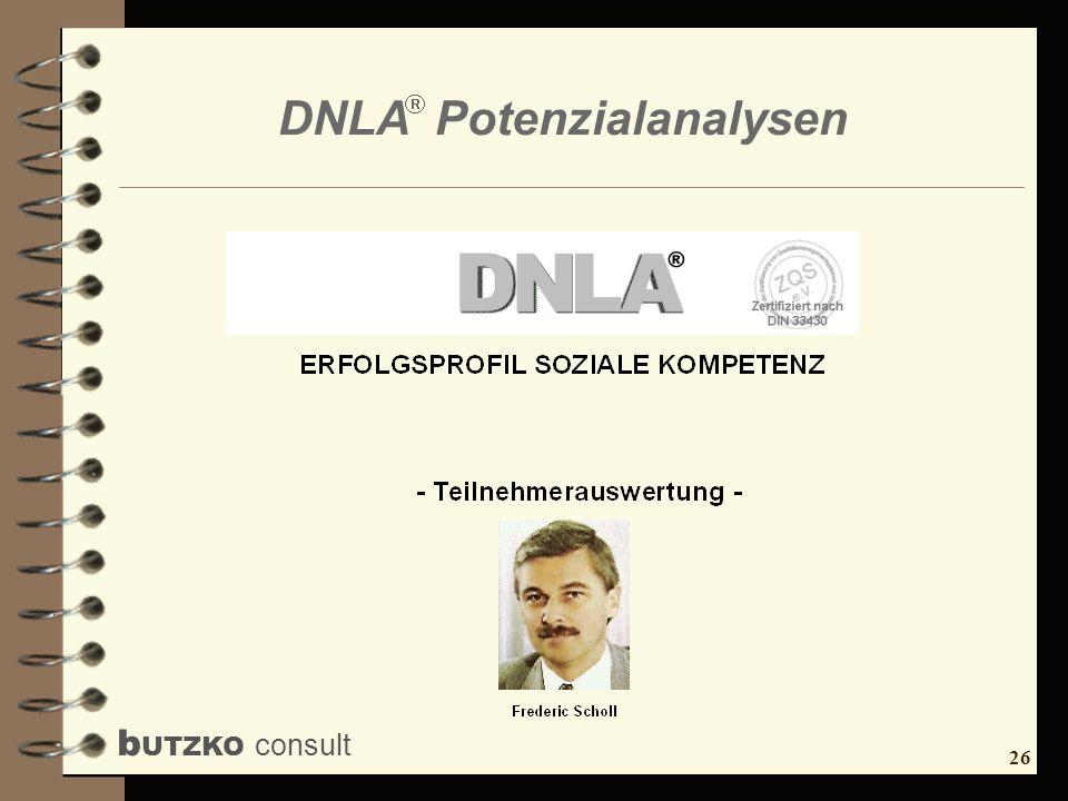 27 b UTZKO consult DNLA Potenzialanalysen