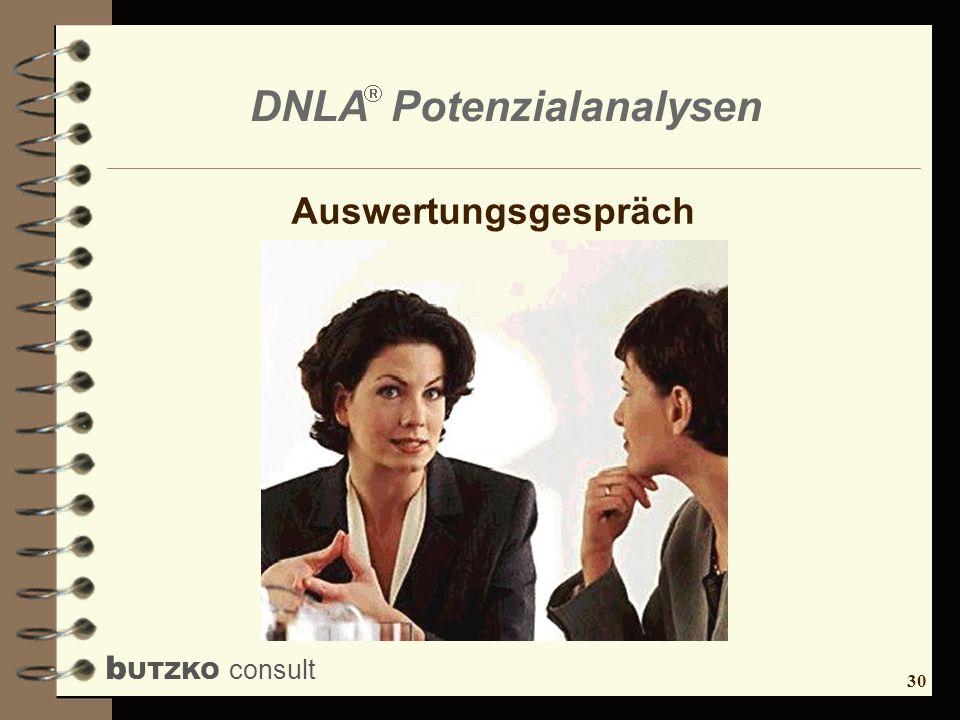 31 b UTZKO consult DNLA Potenzialanalysen Gutachten Weiterentwicklungsplan Coachinganleitung Lern-CD