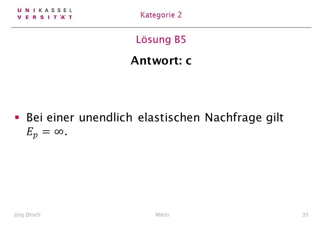Lösung B5 Jörg DrischMikro35 Kategorie 2