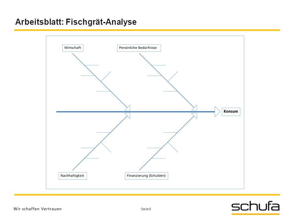 Arbeitsblatt: Fischgrät-Analyse Seite 5