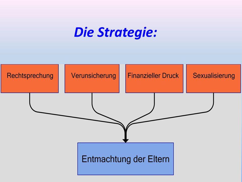 Die Strategie: