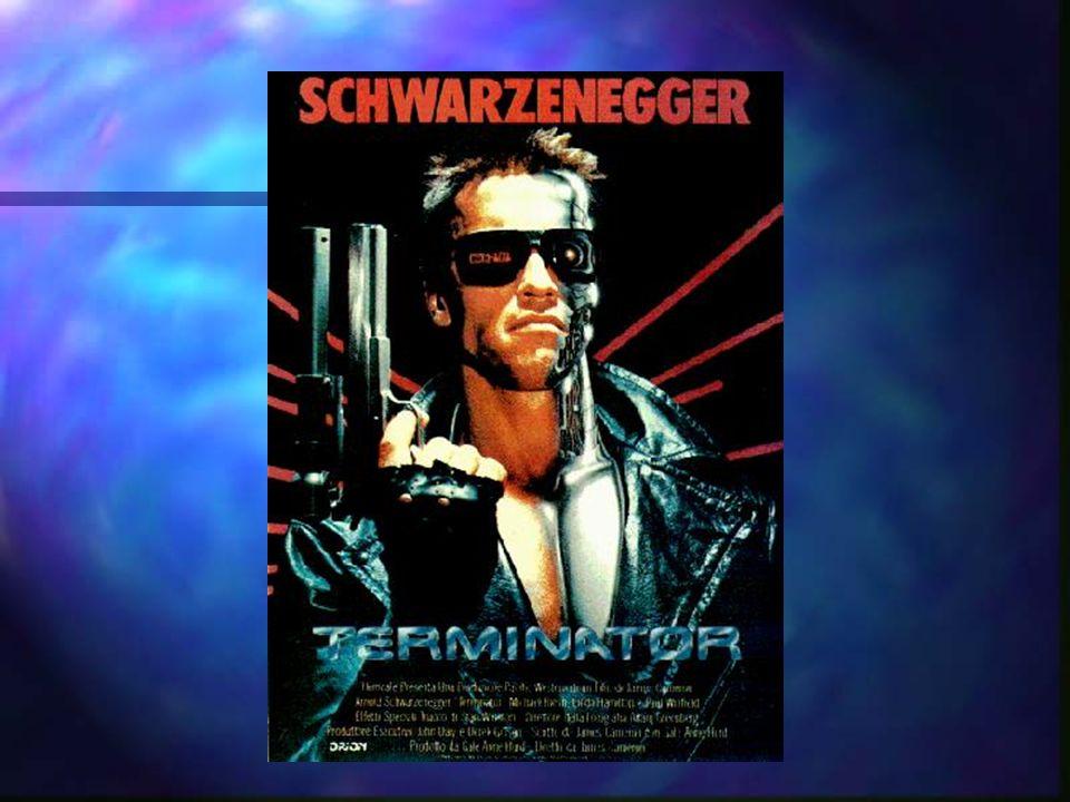 Nun zum Film! Inhaltsangabe Terminator 1 Inhaltsangabe Terminator 1