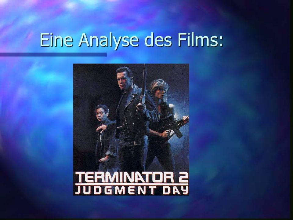 Eine Analyse des Films: