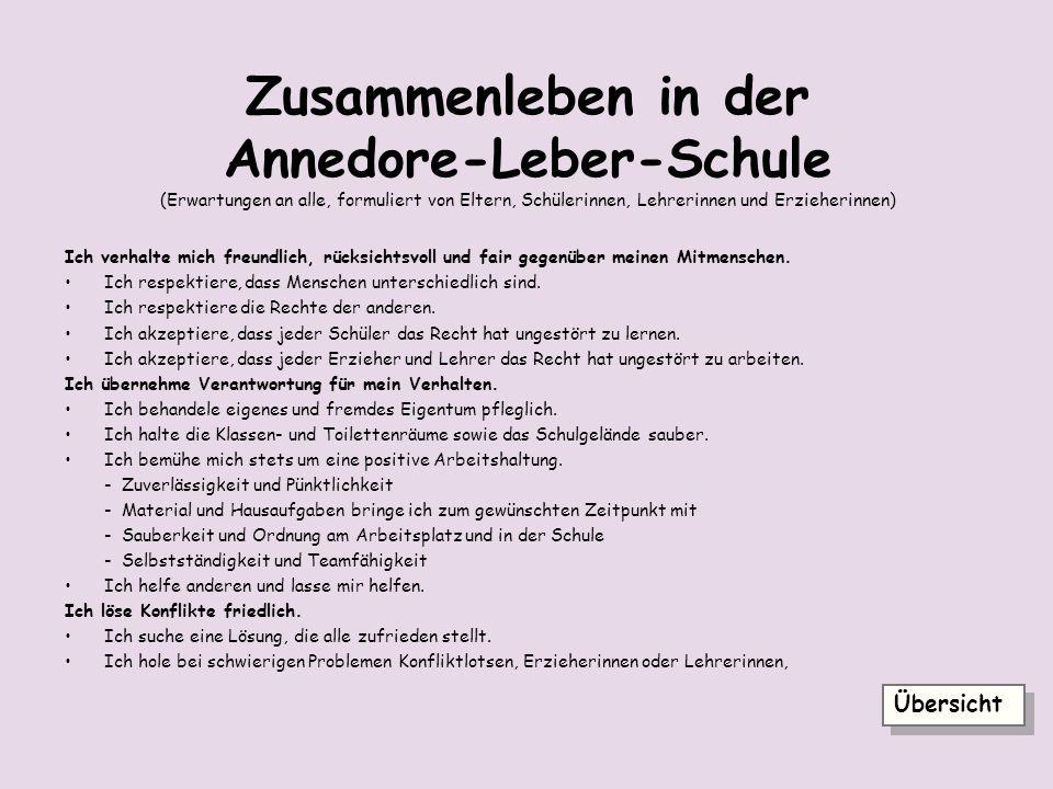 Musikalische Talente fördern Der Fachbereich Musik der Annedore-Leber-Grundschule verfügt über eine gute Ausstattung an Musiklehrkräften und Musikinstrumenten/ Medien.