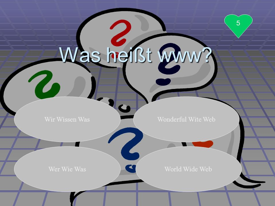 Nun zu den schwereren Fragen