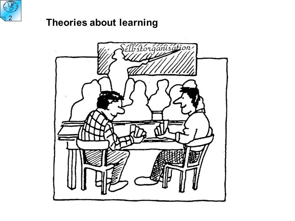 Theories about learning 2