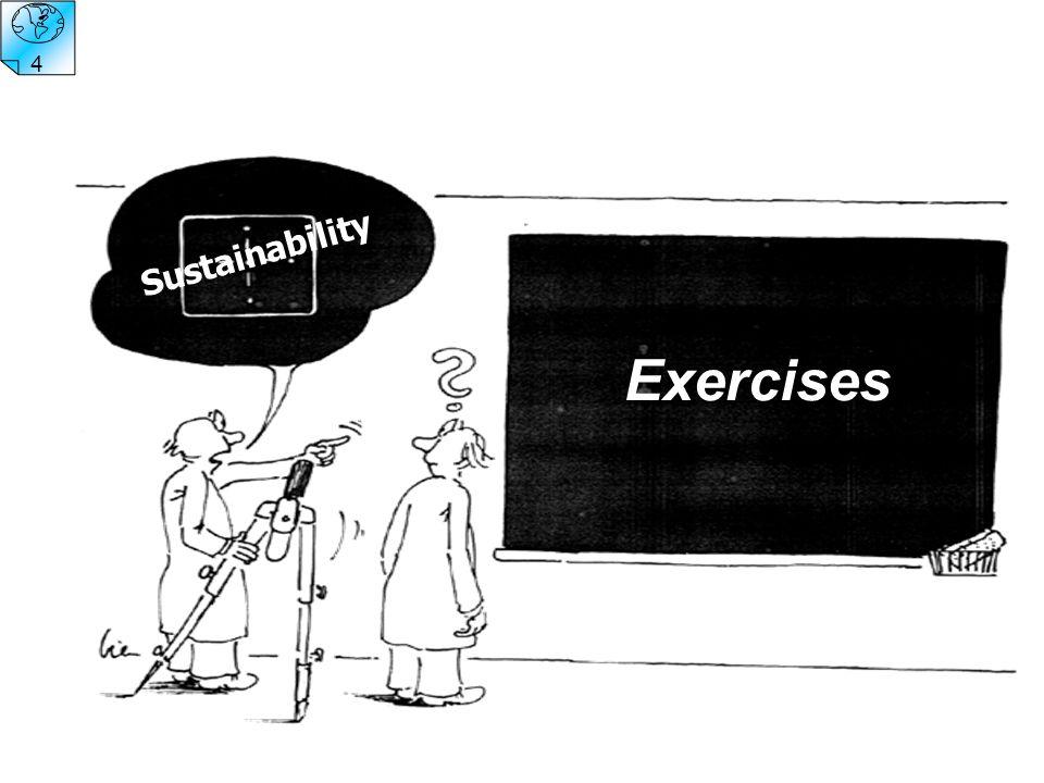 Sustainability Exercises 4