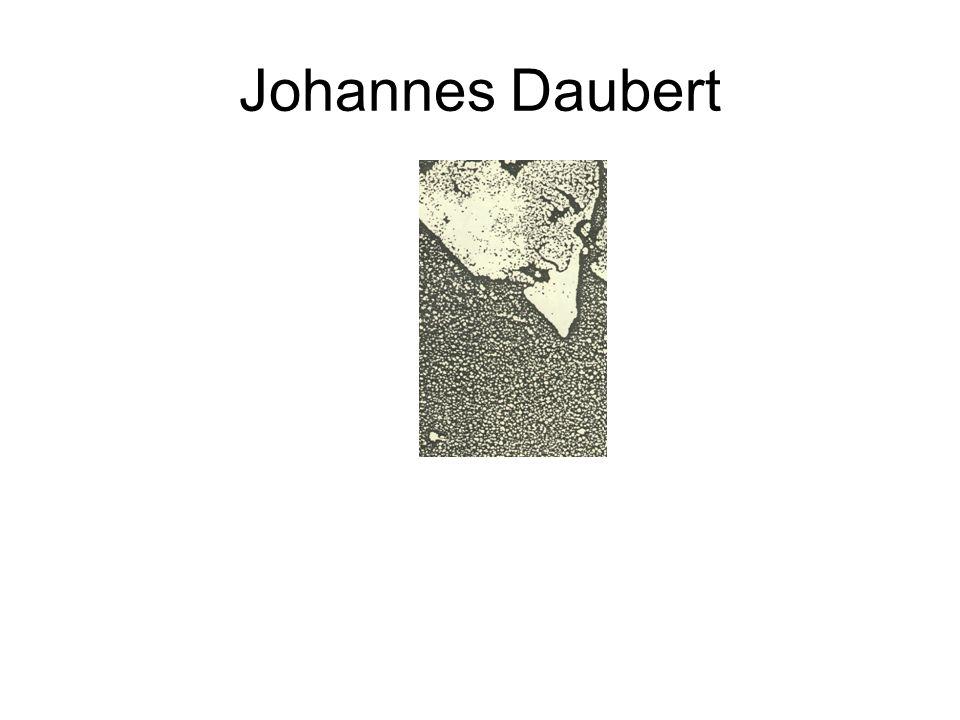 Johannes Daubert