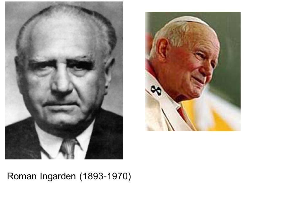 Roman Ingarden (1893-1970)