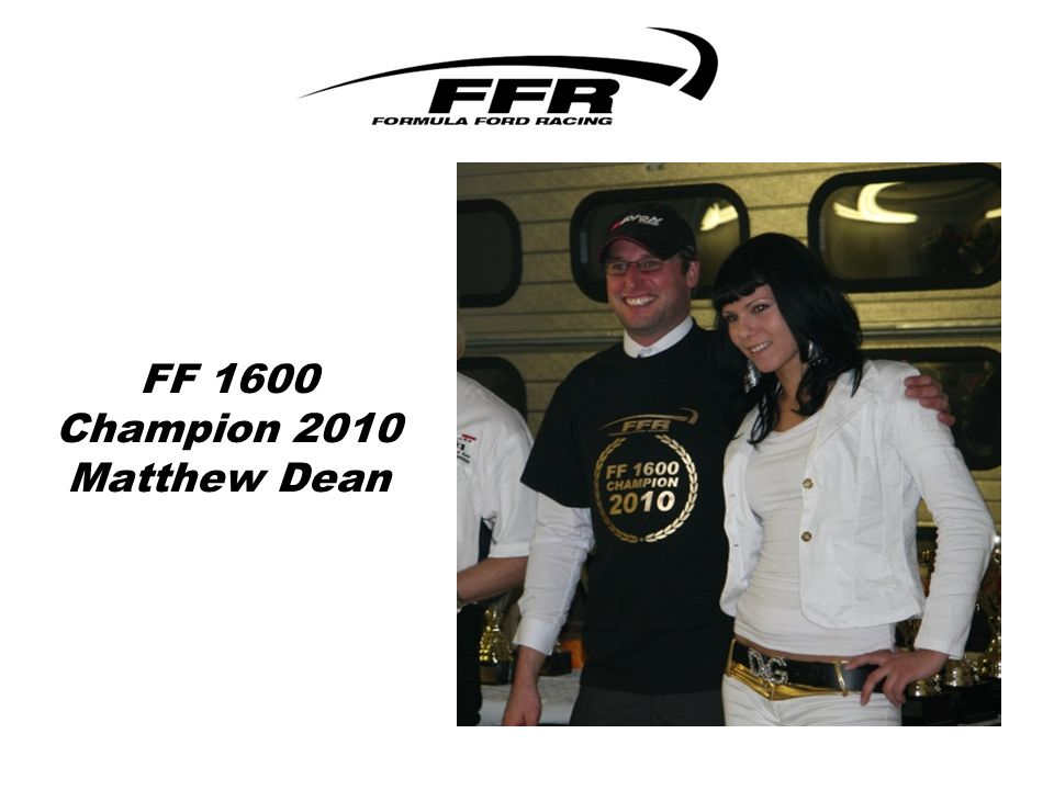 FF 1600 Champion 2010 Matthew Dean