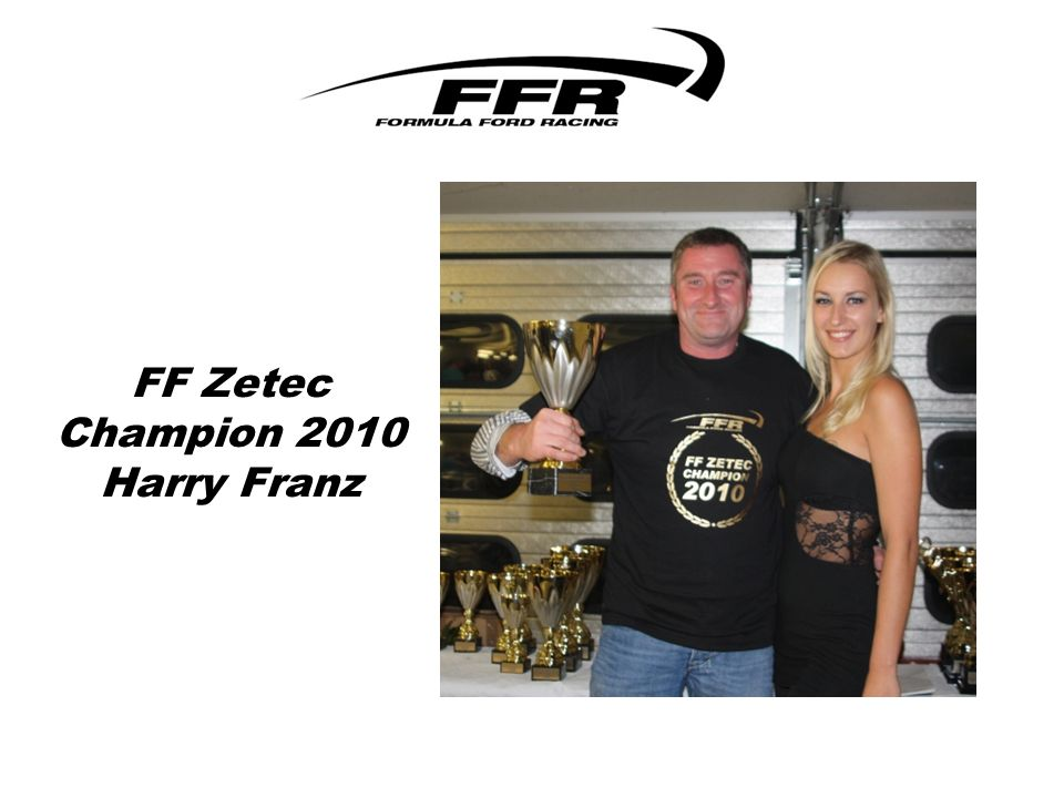 FF Zetec Champion 2010 Harry Franz