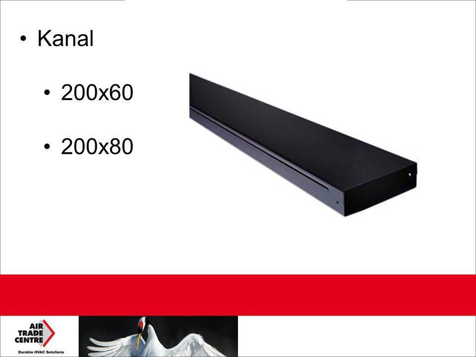 Kanal 200x60 200x80