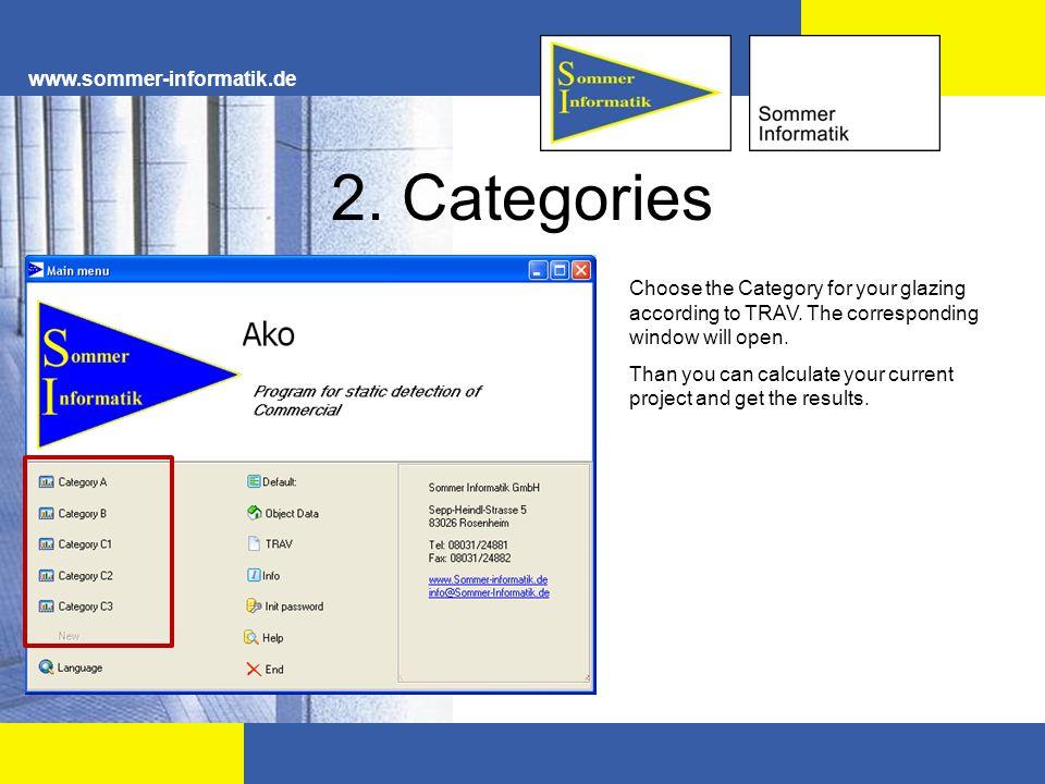 www.sommer-informatik.de 3. Example Category A