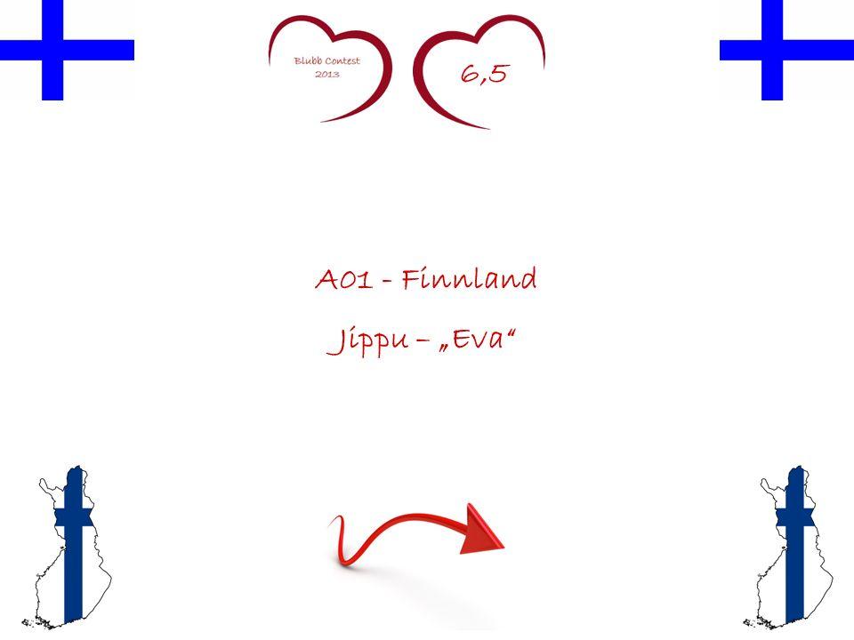 6,5 A01 - Finnland Jippu – Eva