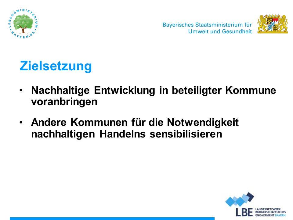 Kooperation von Politik, Bürgerschaft, Verwaltung.