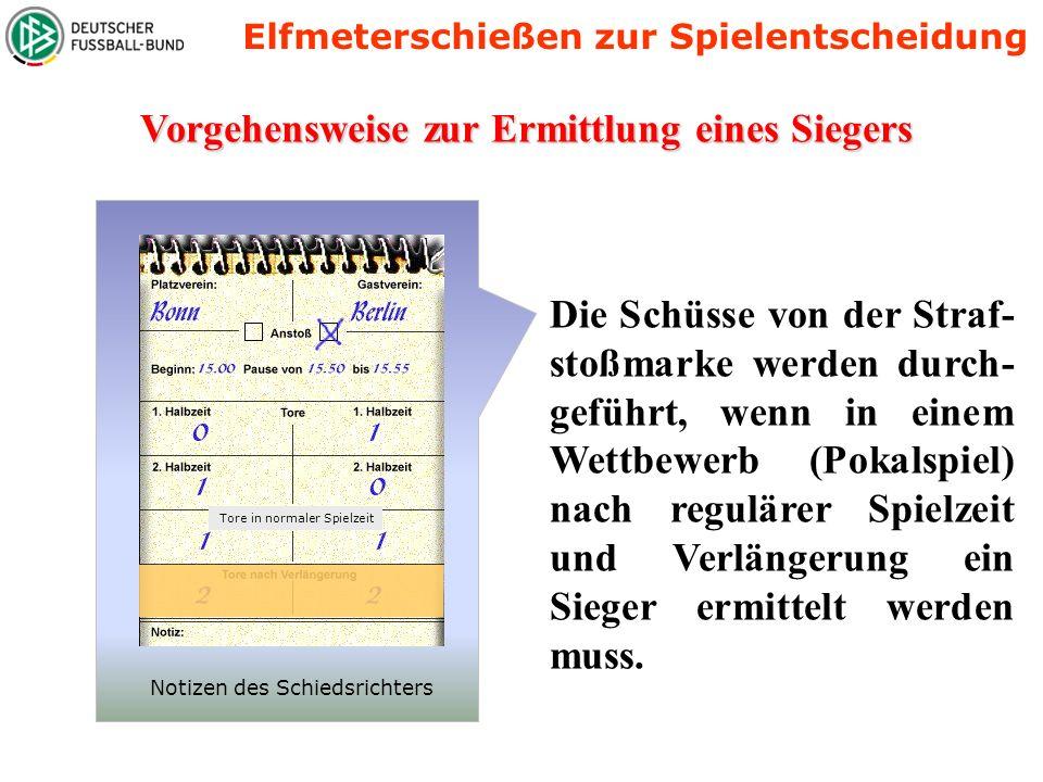 Ausführungsbestimmungen 1.