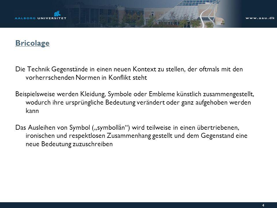5 Bricolage – Die Sicherheitsnadel Die Sicherheitsnadel (auch Schließnadel) dient dem provisorischen Aneinanderheften zweier Textilien.