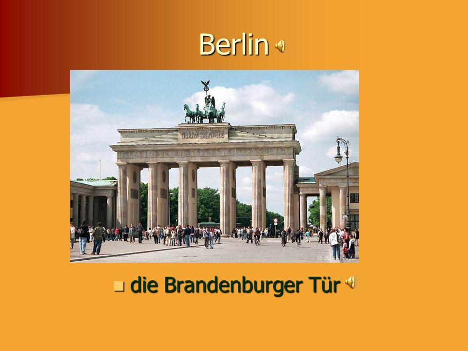 Berlin Der Reichstag Der Reichstag