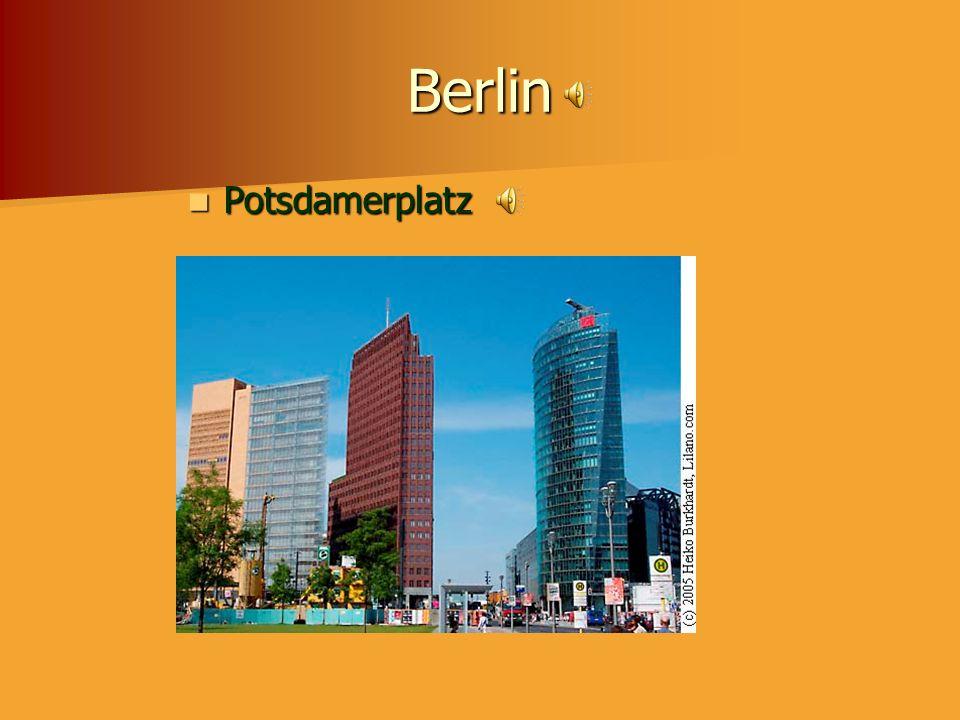 Berlin Der Fernsehturm Der Fernsehturm
