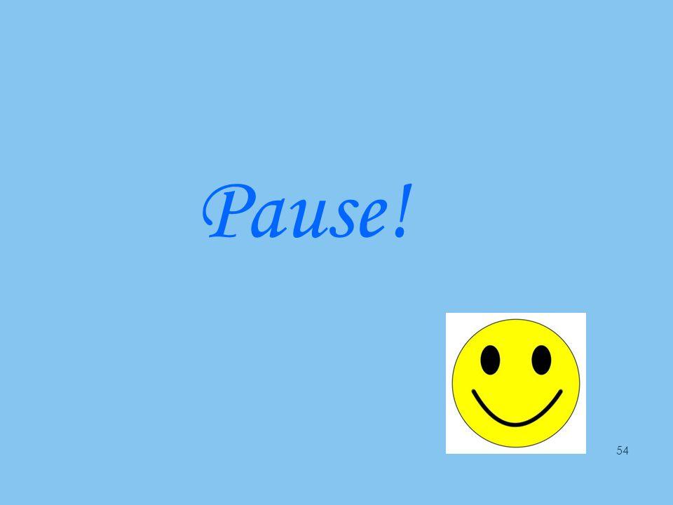 Pause! 54