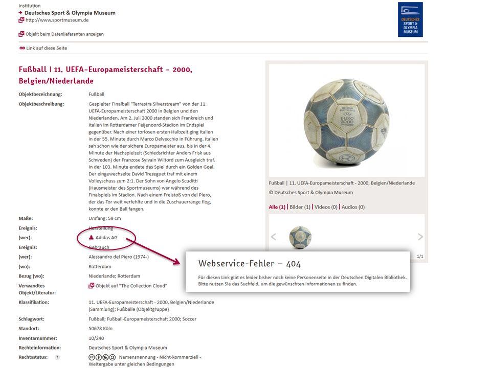 Entity Facts – KIM-Workshop – Mannheim – 11./12.04.2014 21