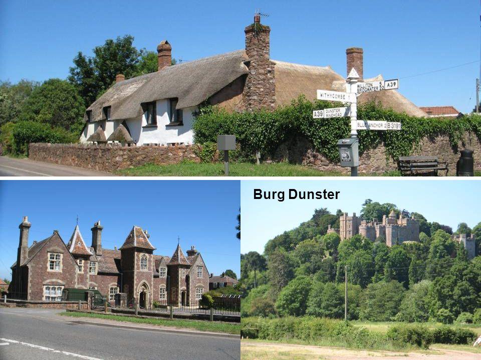 Burg Dunster