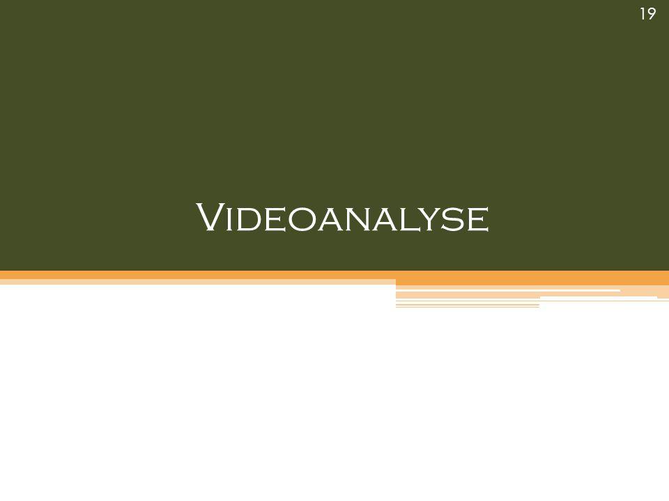 Videoanalyse 19
