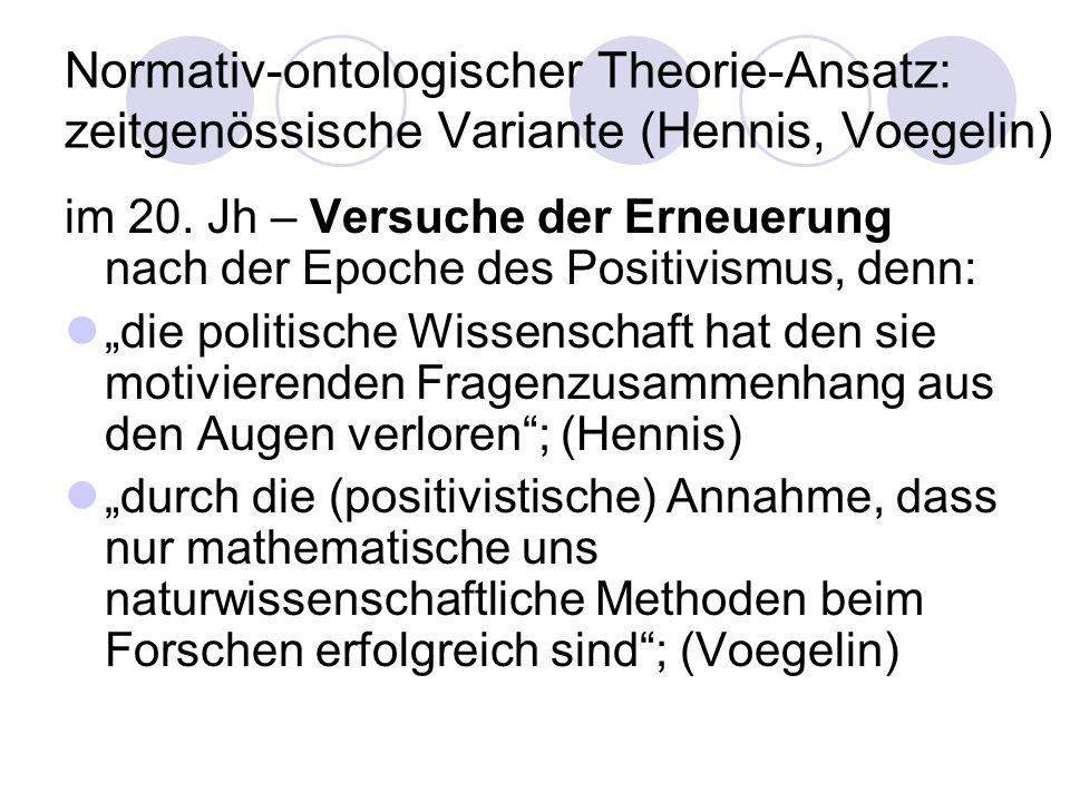 Der historisch-dialektische Theorie- Ansatz (Dialektik) Marx Materialistische Dialektik (auf Geschichte und Gesellschaft gerichtet) der Gegensatz, der die Geschichte in Bewegung setzt, liegt zwischen dynamischen Produktivkräften (PK) und mehr statischen Produktionsverhältnissen (PV)