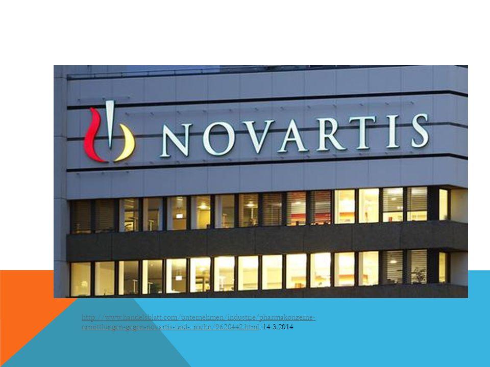 http://www.handelsblatt.com/unternehmen/industrie/pharmakonzerne- ermittlungen-gegen-novartis-und-. roche/9620442.htmlhttp://www.handelsblatt.com/unte