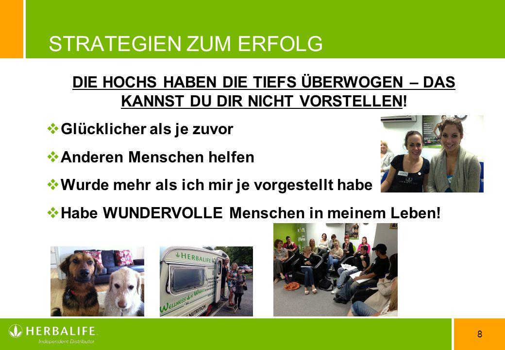 9 STRATEGIEN ZUM ERFOLG ES WIRD ERNST – HEUTE!.