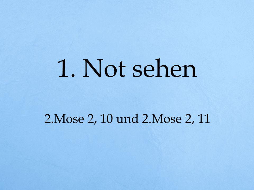 2.Mose 2 15 Als der Pharao davon erfuhr, wollte er Mose töten lassen.