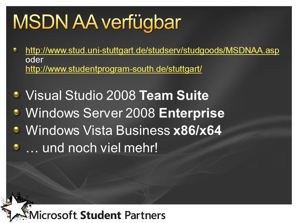 http://www.stud.uni-stuttgart.de/studserv/studgoods/MSDNAA.asp http://www.stud.uni-stuttgart.de/studserv/studgoods/MSDNAA.asp oder http://www.studentp