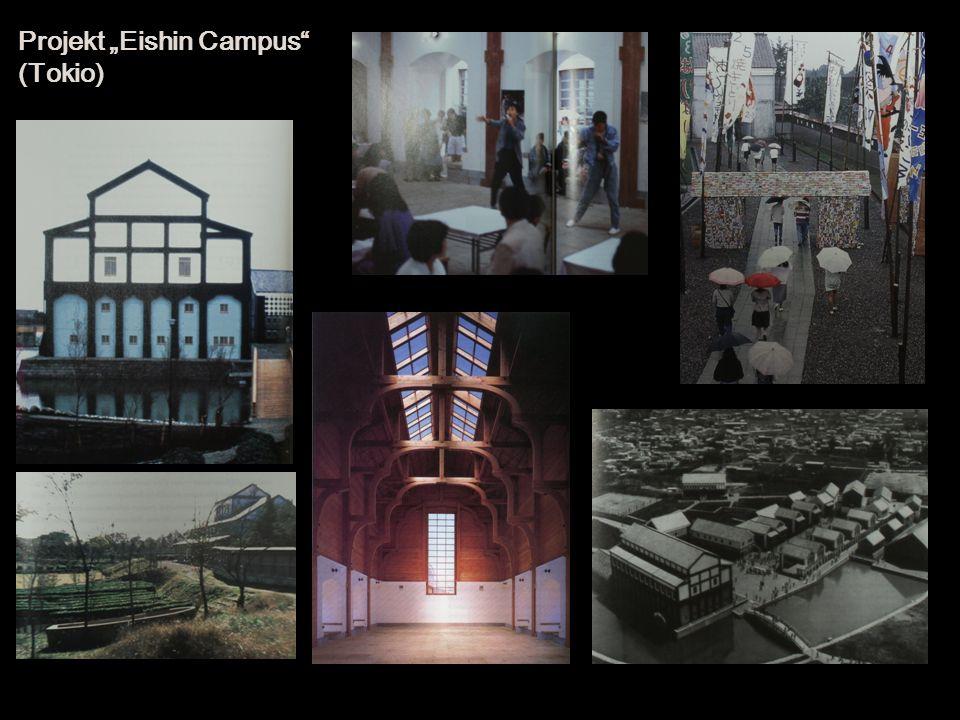 Projekt Eishin Campus (Tokio)
