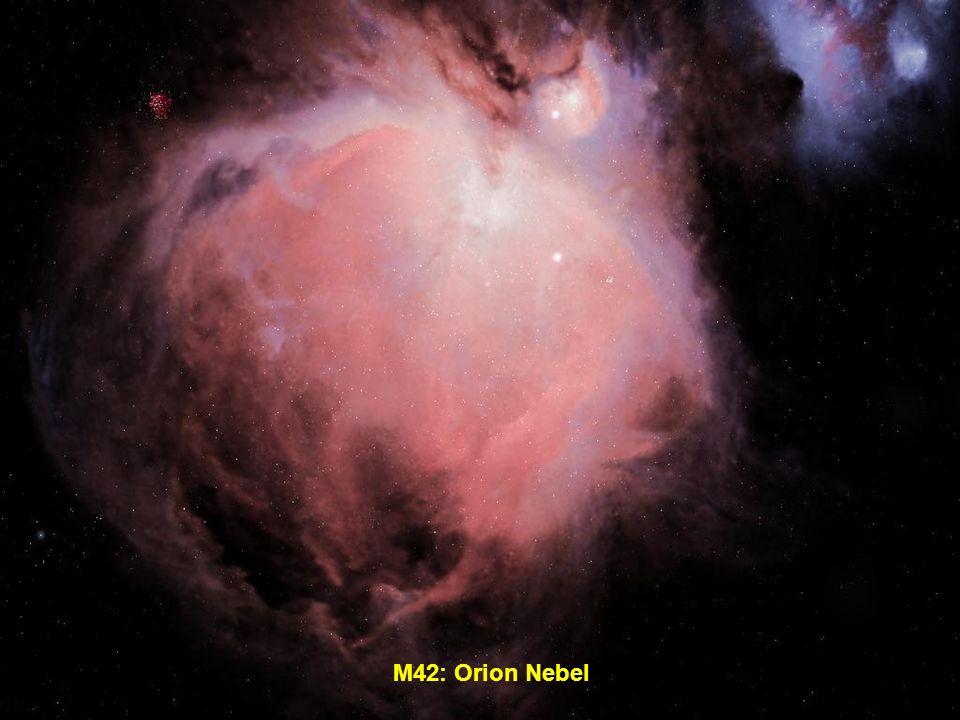 NGC 2237: Rosetten-Nebel