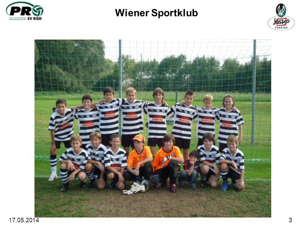 17.05.20143 Wiener Sportklub