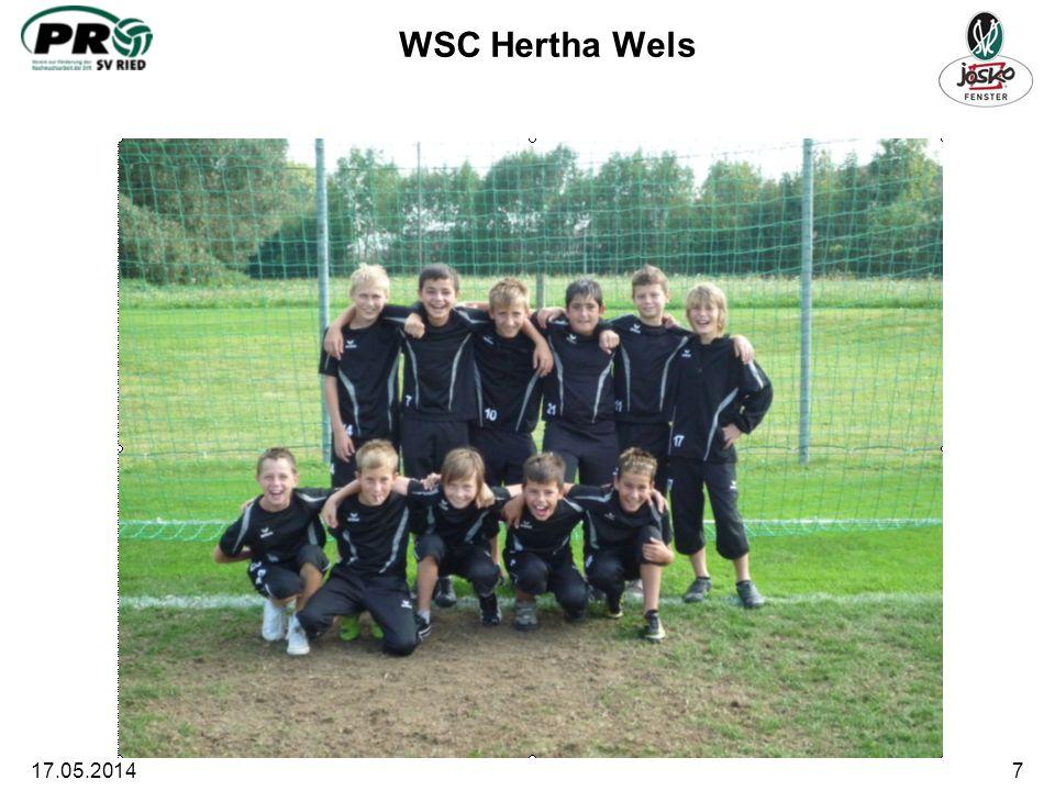 17.05.20147 WSC Hertha Wels
