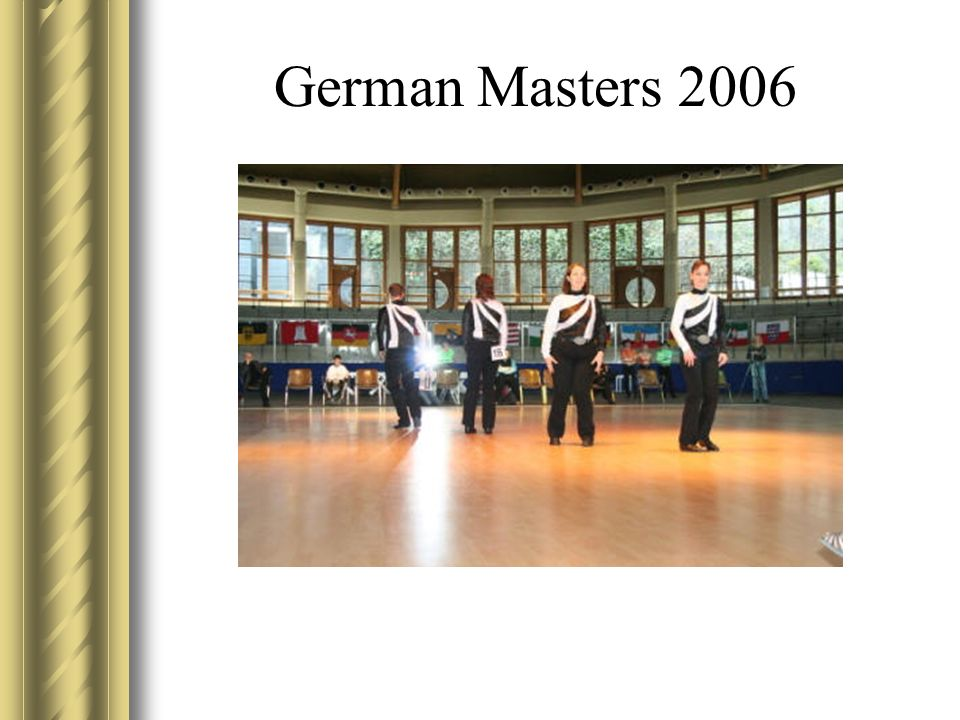 German Masters 2006 Hey come on babe