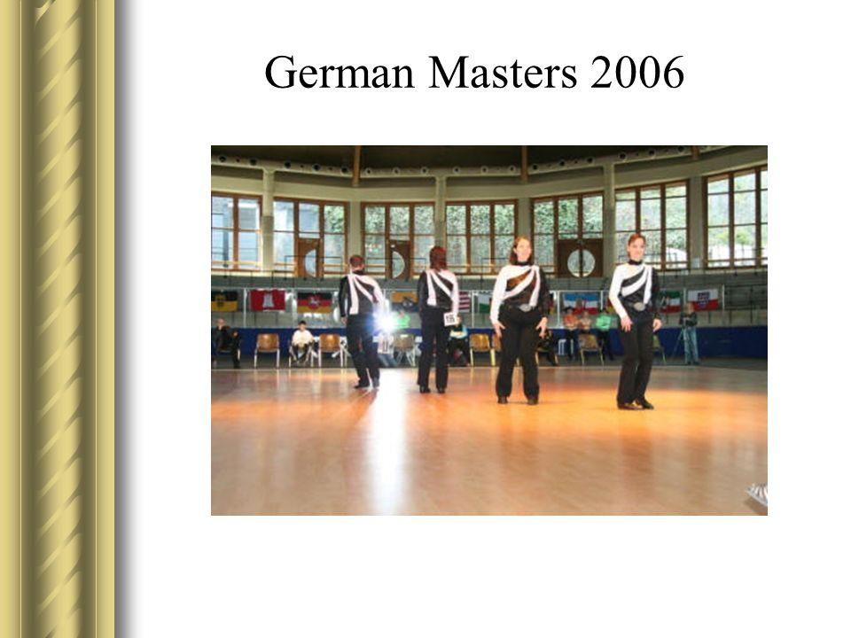 German Masters 2006 Tolle Akrobatik
