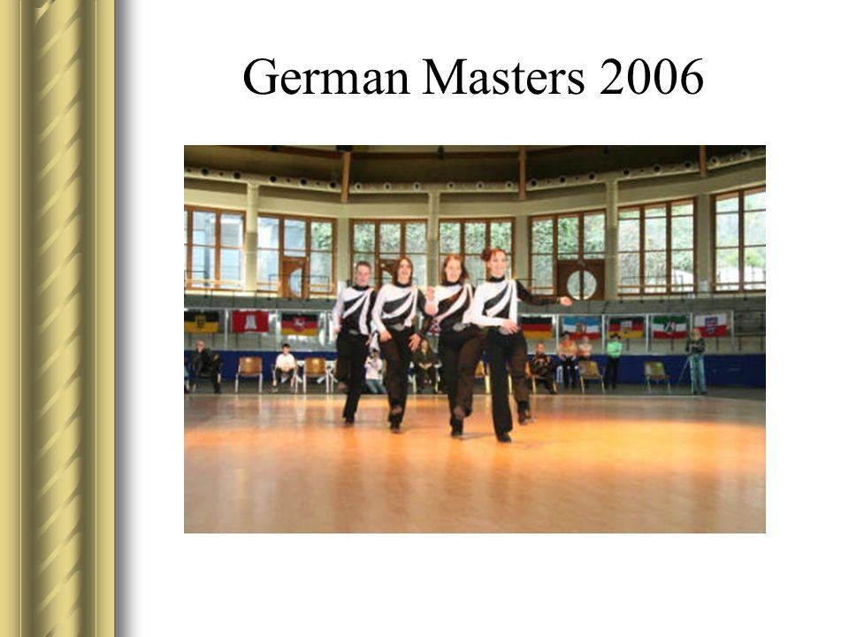 German Masters 2006 Shrek – Background-Dancers