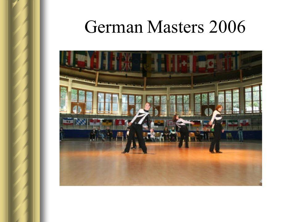 German Masters 2006 Immer noch Walzer