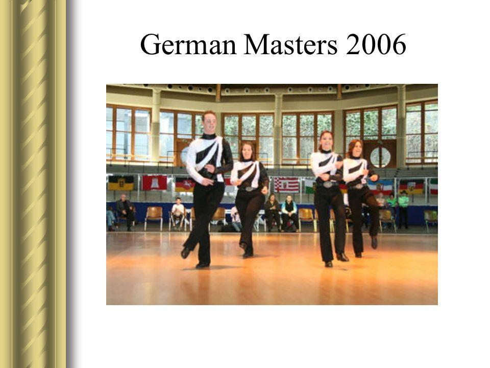 German Masters 2006 Hey, Shawn jetzt aber los