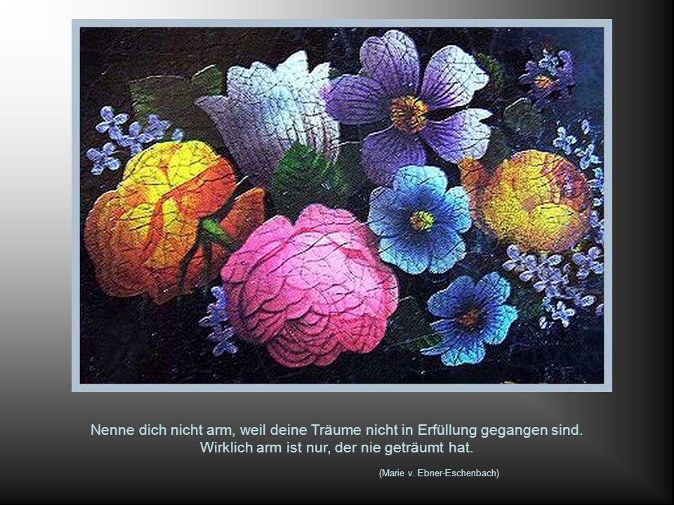 Was immer du tun kannst oder erträumst zu können, beginne es jetzt. Goethe
