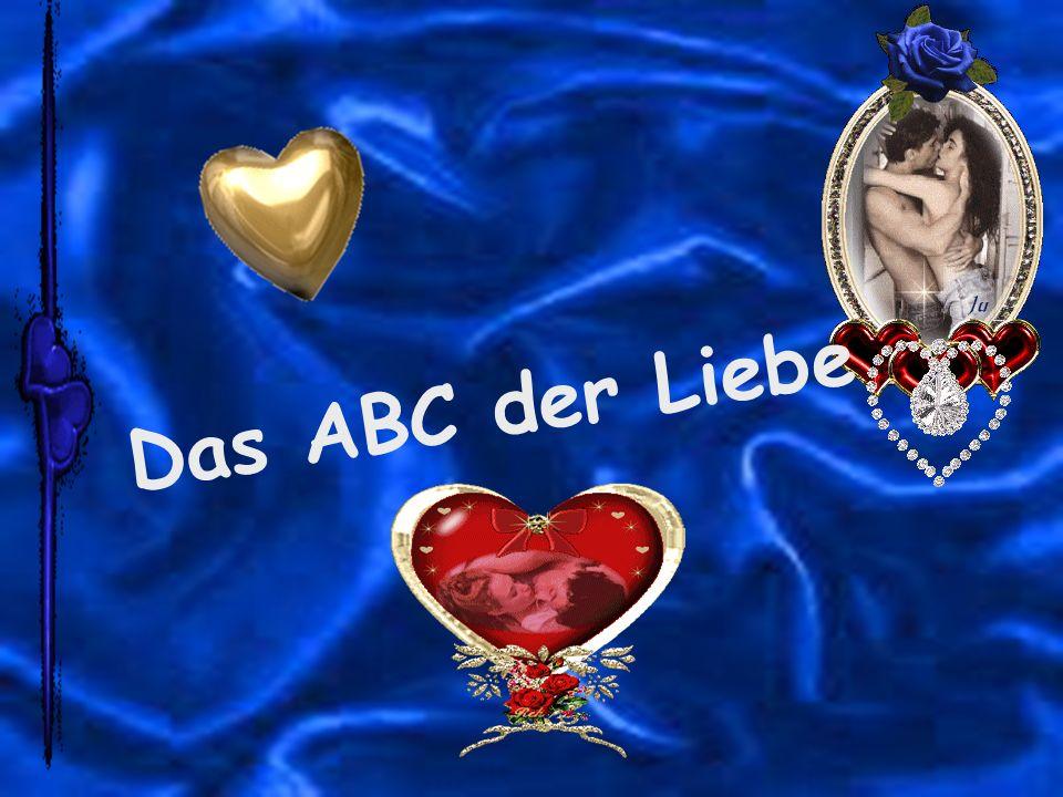 Das ABC der Liebe