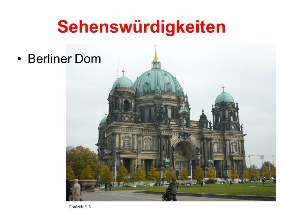 Sehenswürdigkeiten Berliner Dom Obrázek č. 6