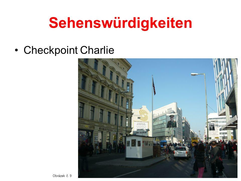 Sehenswürdigkeiten Checkpoint Charlie Obrázek č. 9