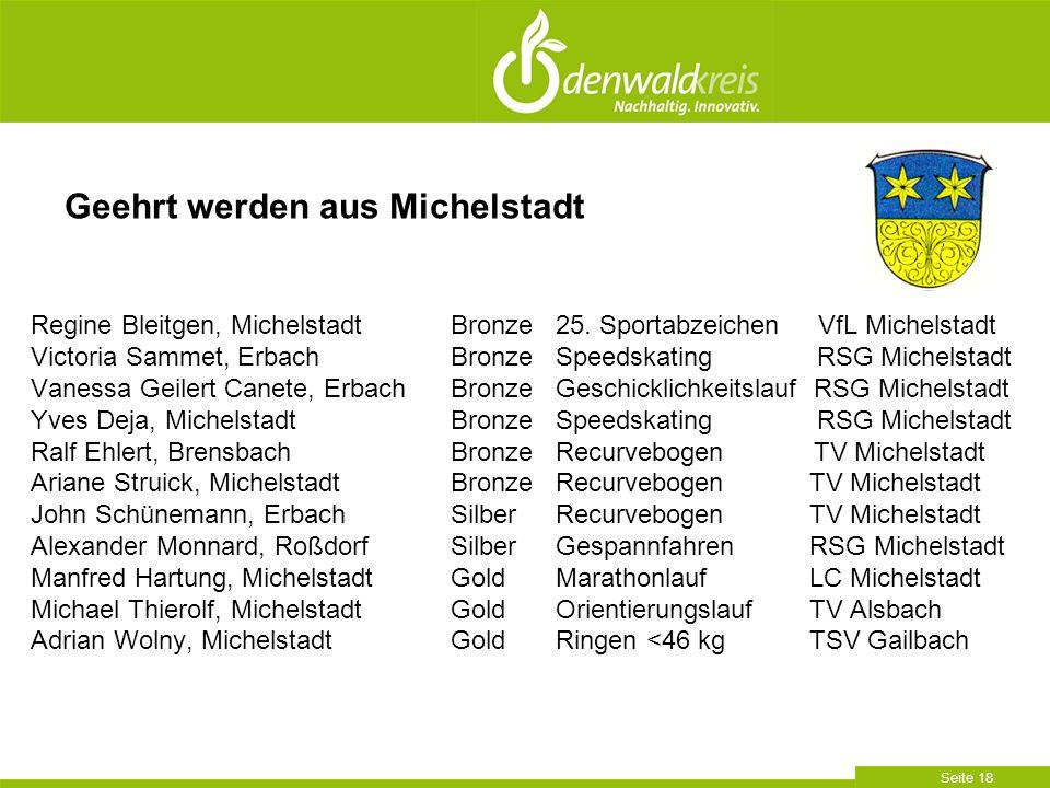 Seite 18 Regine Bleitgen, Michelstadt Bronze25.