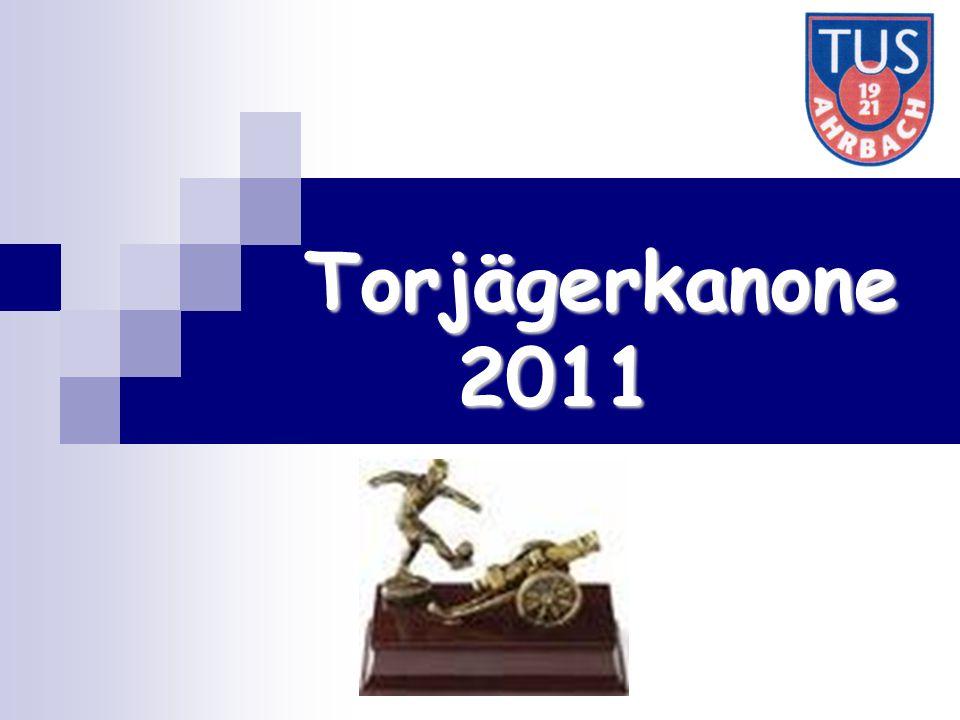 Torjägerkanone 2011